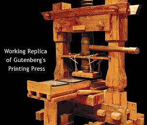 Revolution of Printing